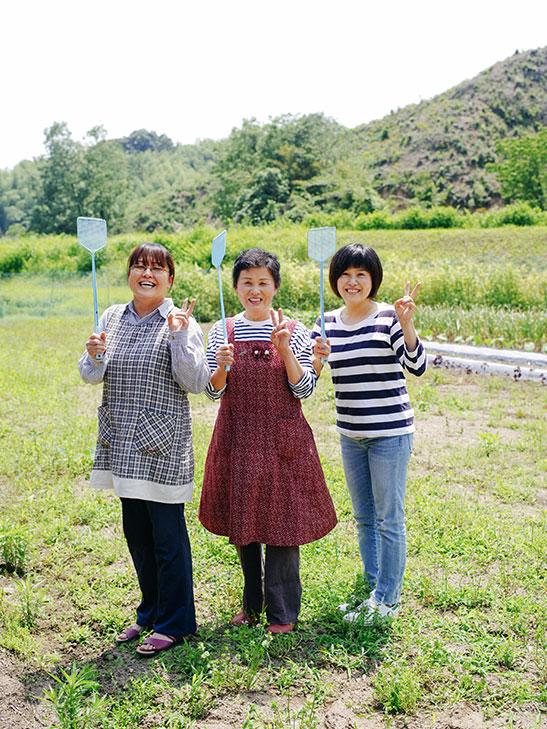 柳田家の女性たち